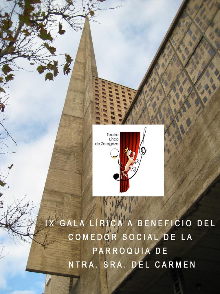 IX Gala Lírica Benéfica @ Auditorio de Zaragoza | Zaragoza | Aragón | España
